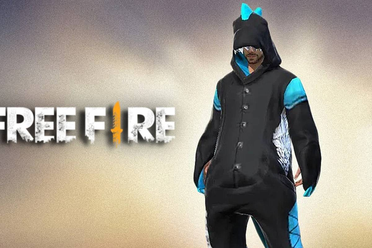 18 Pijama De Dinosaurio De Free Fire - Booyah Alok Free Fire