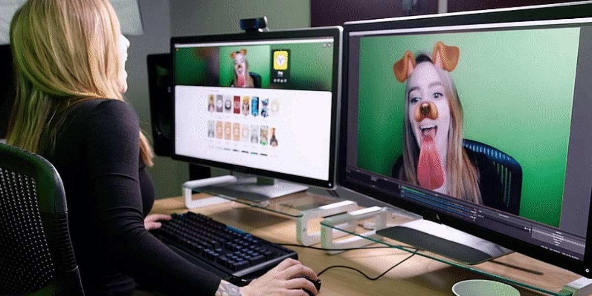 Snapchat presenta Snap Camera para que lo uses en tus videoconferencias