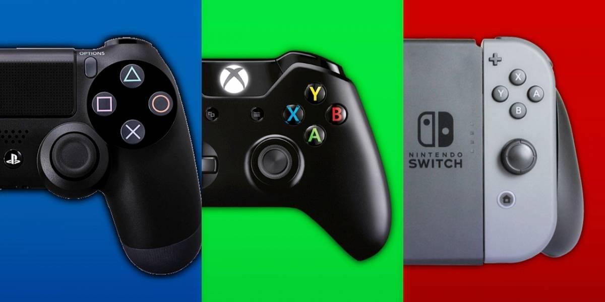 Videojuegos: cómo desinfectar tus controles de Play 4, Xbox One y Nintendo Switch