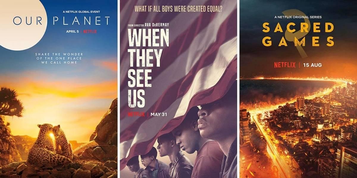 Netflix: 5 ótimas séries para assistir neste fim de semana