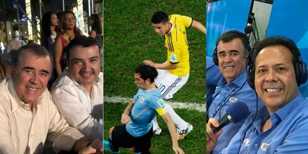Estallaron críticas por ausencia del 'Cantante del Gol' en repetición ...