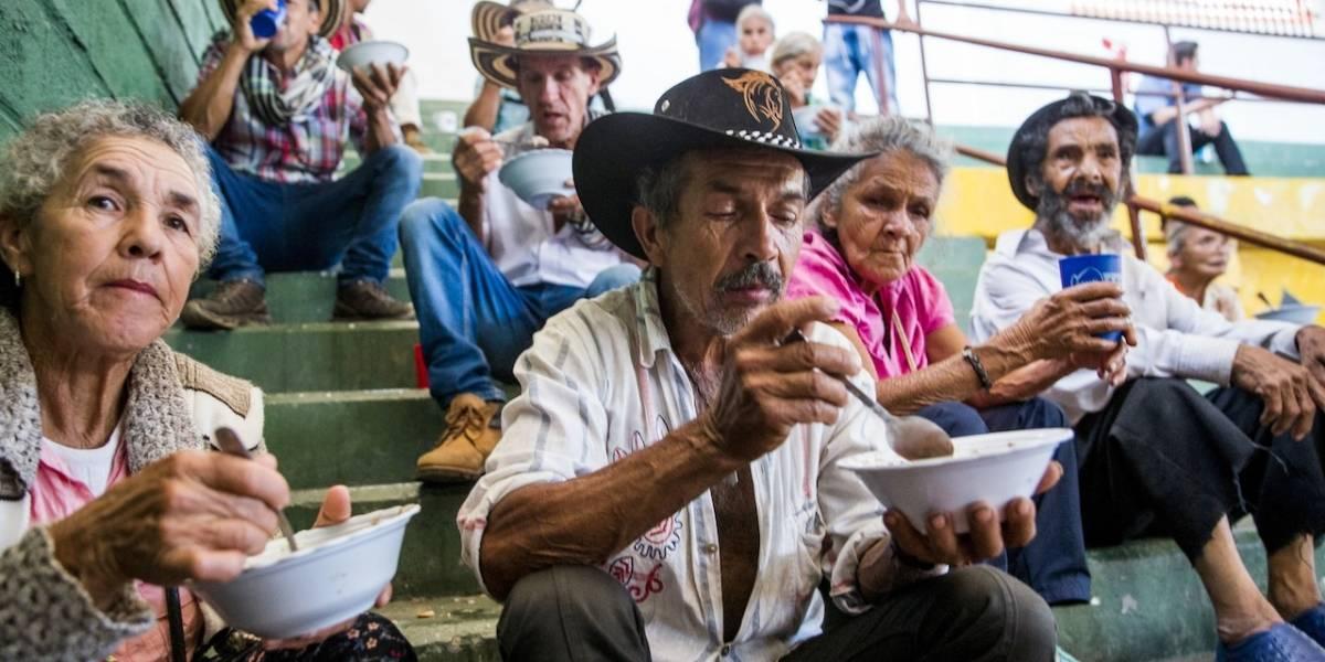 ¡No todo es coronavirus! Alto número de desplazados en Colombia entre enero y marzo por el conflicto