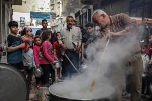 Comida - familias pobres -pobreza