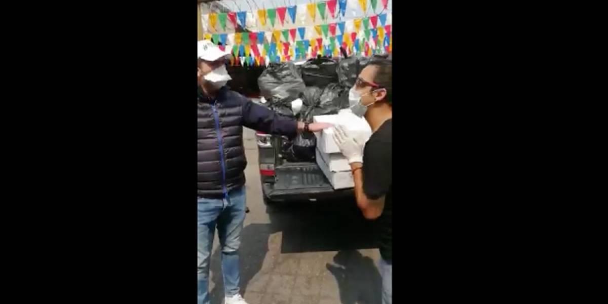 """VIDEO. Rayuela: """"Si nos quiere apoyar, vaya a ver cómo esta gente consigue trabajo"""""""