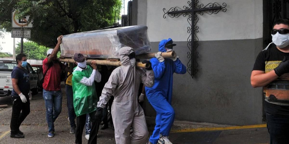 Las ciudades de Latinoamérica más golpeadas por el coronavirus