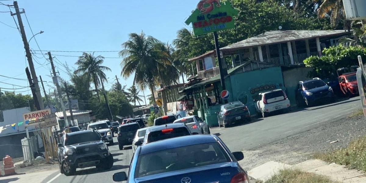 Acuerdan mejores condiciones de acceso para los fines de semana en Piñones