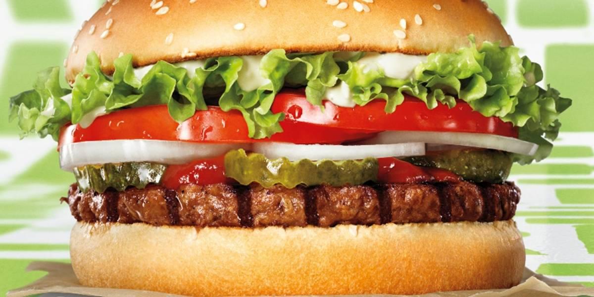 O segredo para fazer o Whopper do Burger King em casa foi revelado