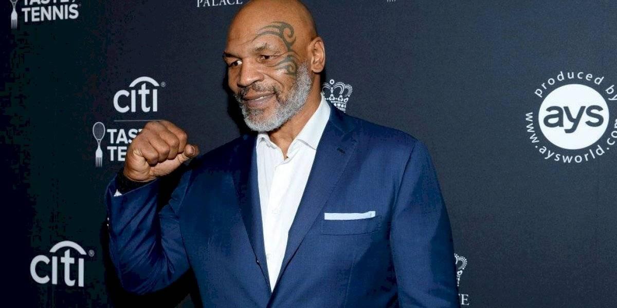 Mike Tyson anunció que se prepara para volver al ring de boxeo a sus 53 años