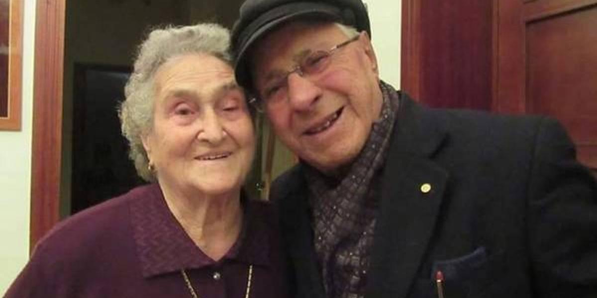Após 82 anos juntos, casal morre na Itália de coronavírus