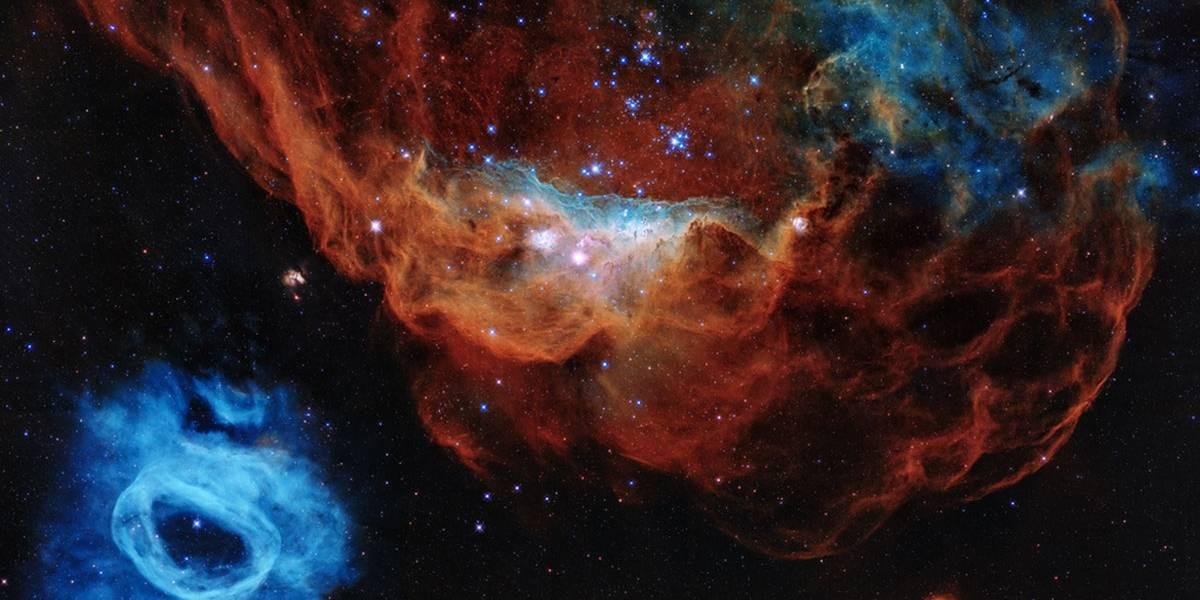 Nasa comemora 30 anos do telescópio Hubble com imagem inédita