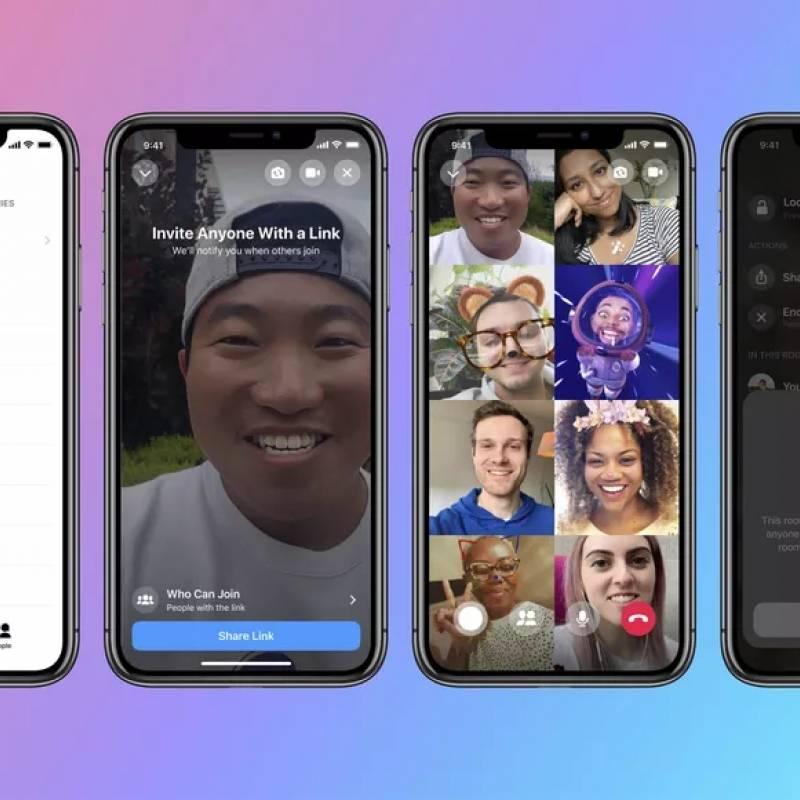 Facebook lanza Instagram Reels para competir contra TikTok