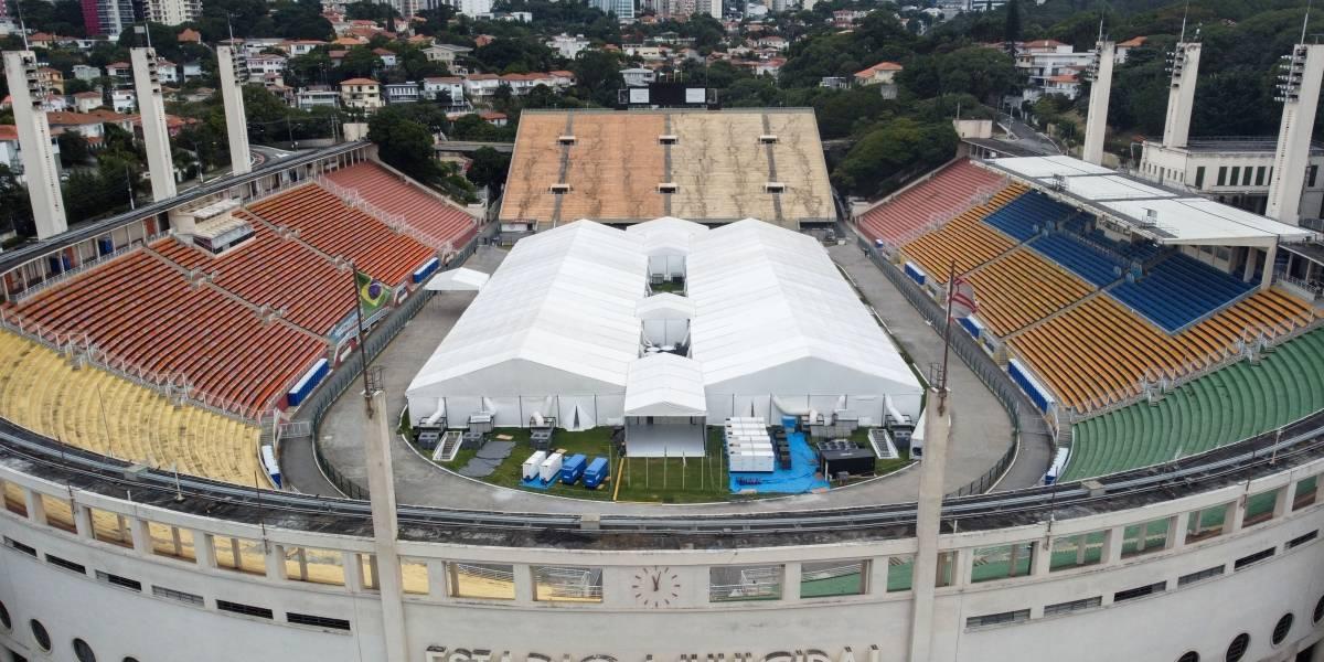 Estádio do Pacaembu faz 80 anos e recebe seu jogo mais difícil
