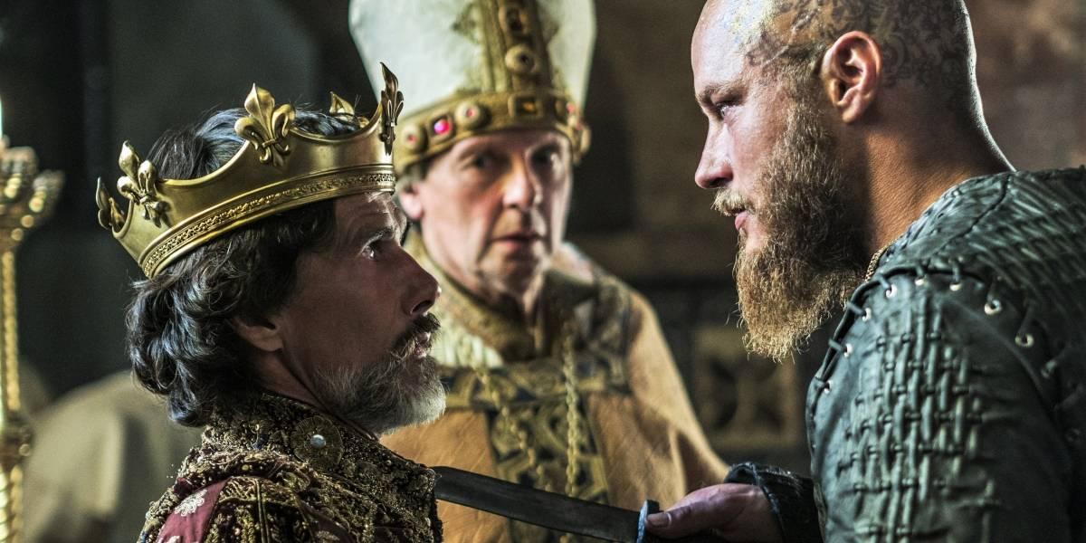 A série da Netflix que fará você ver roubos de outra forma assim como em 'Vikings'