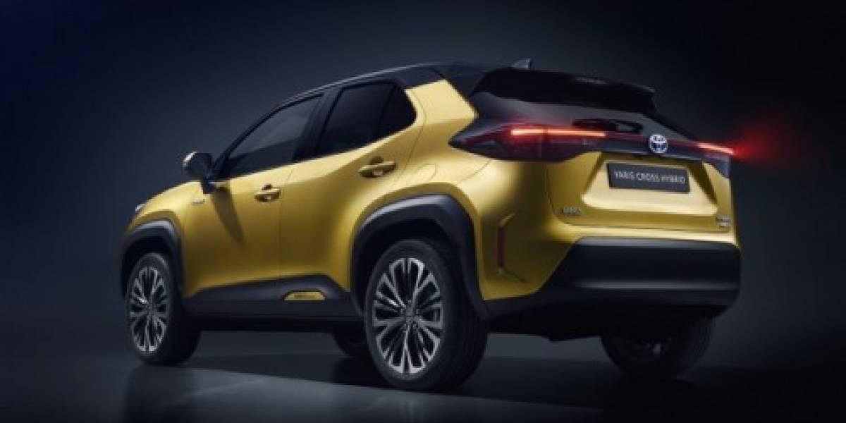 Toyota revela novo SUV compacto Yaris Cross