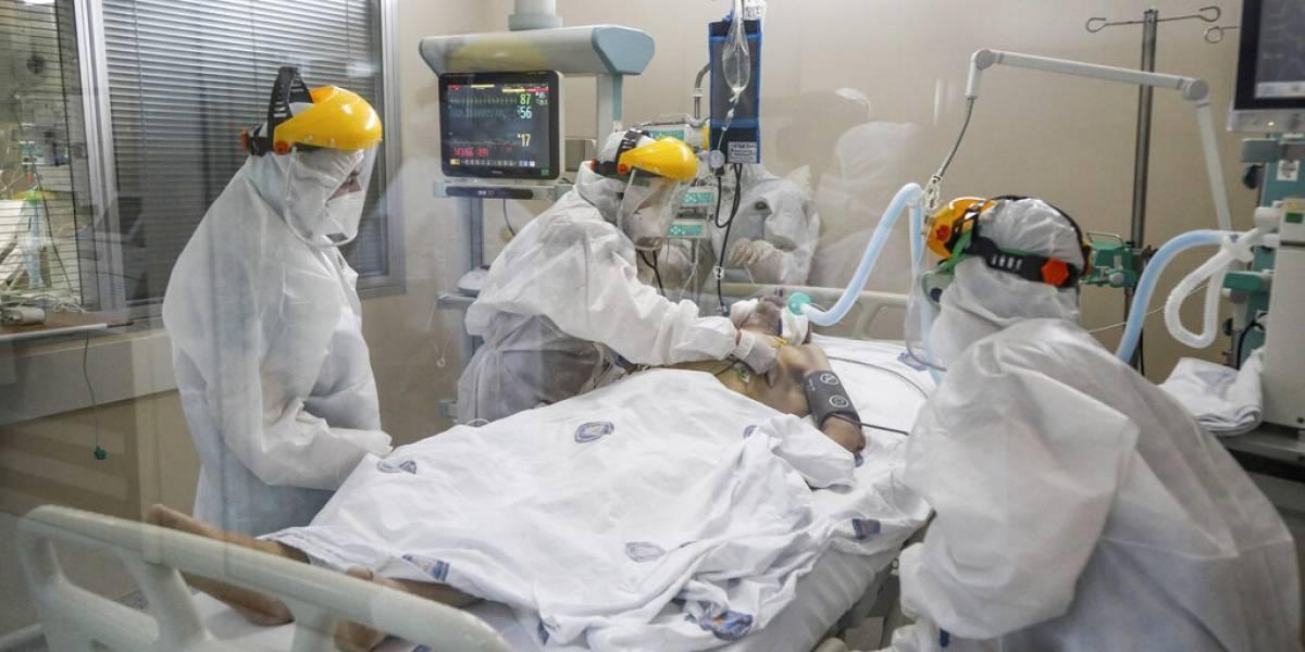Algo de alivio: Gobierno anuncia seguro de vida gratuito y retroactivo para trabajadores de la salud