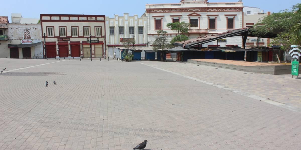 Fotogalería de Barranquilla: Días de aislamiento en la Arenosa