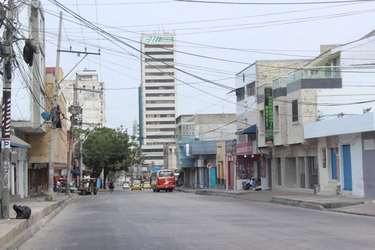 Centro de Barranquilla. Jairo Cassiani