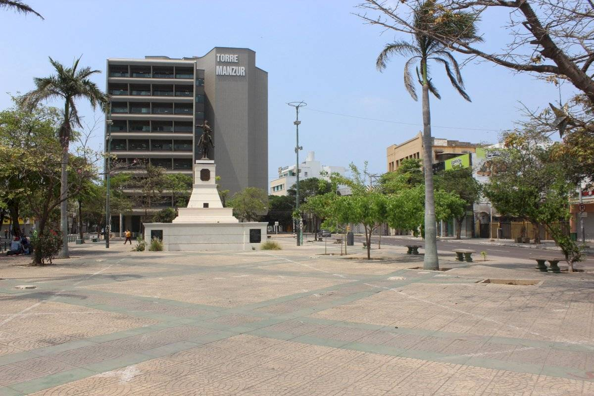 Paseo Bolívar Jairo Cassiani
