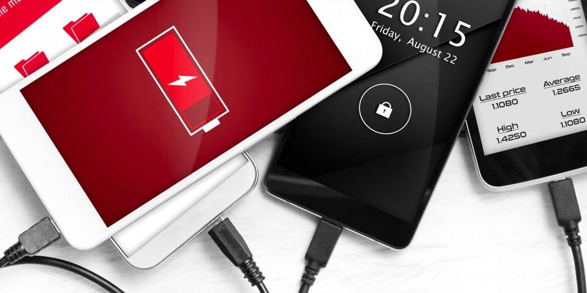 Celulares: la carga rápida podría estar matando a las baterías
