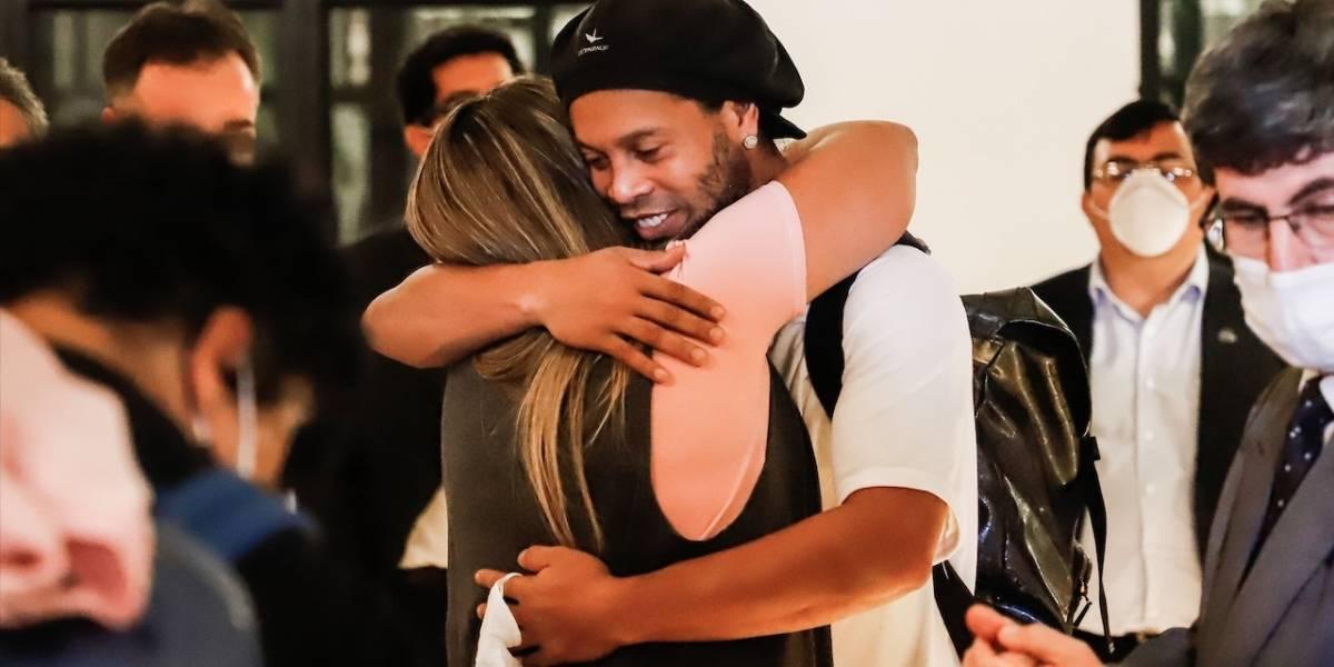 Revelan quiénes son los principales sospechosos del supuesto delito cometido por Ronaldinho