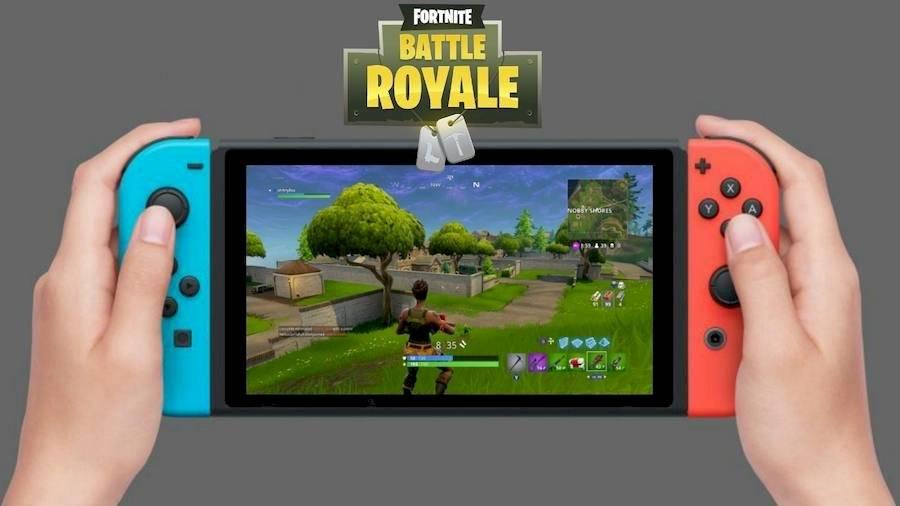 Nintendo Switch gratis