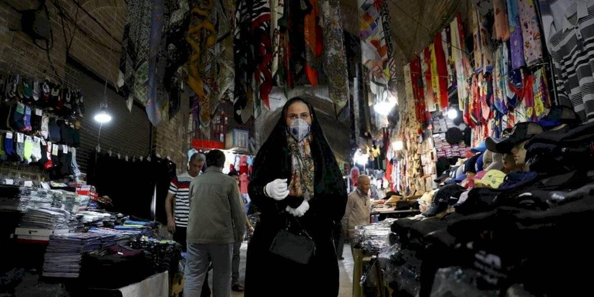 Irán sigue en niveles máximos de contagio: superan 432 mil casos de COVID-19