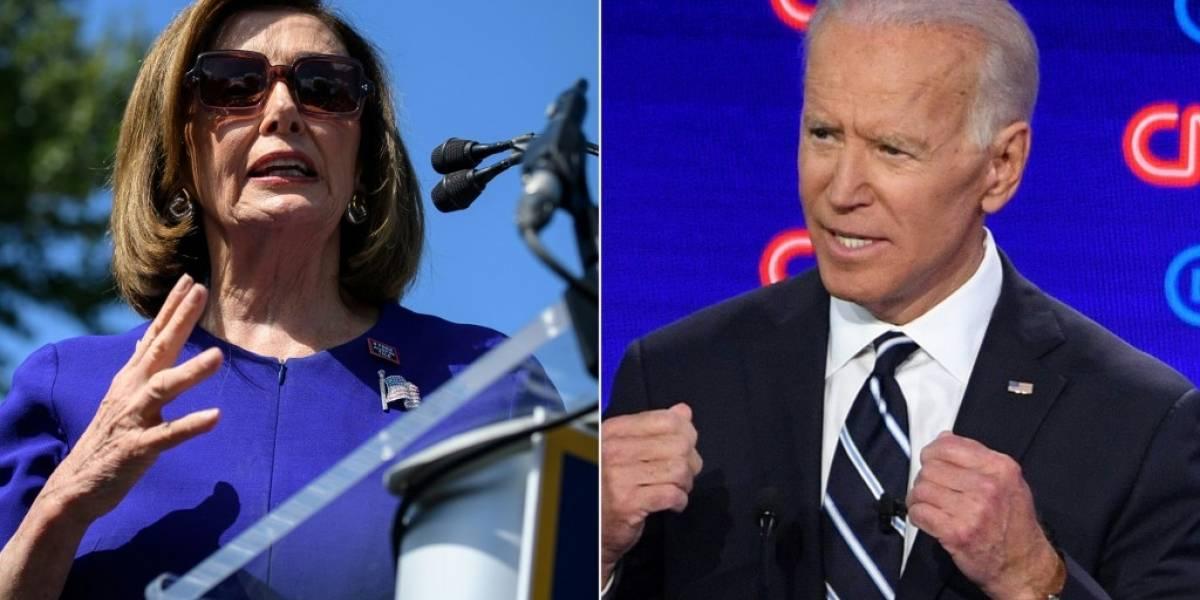 Hillary Clinton anuncia respaldo a Joe Biden