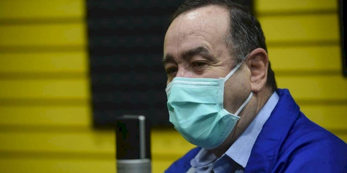 Giammattei señala que Guatemala está en transición a la fase de mitigación por Covid-19
