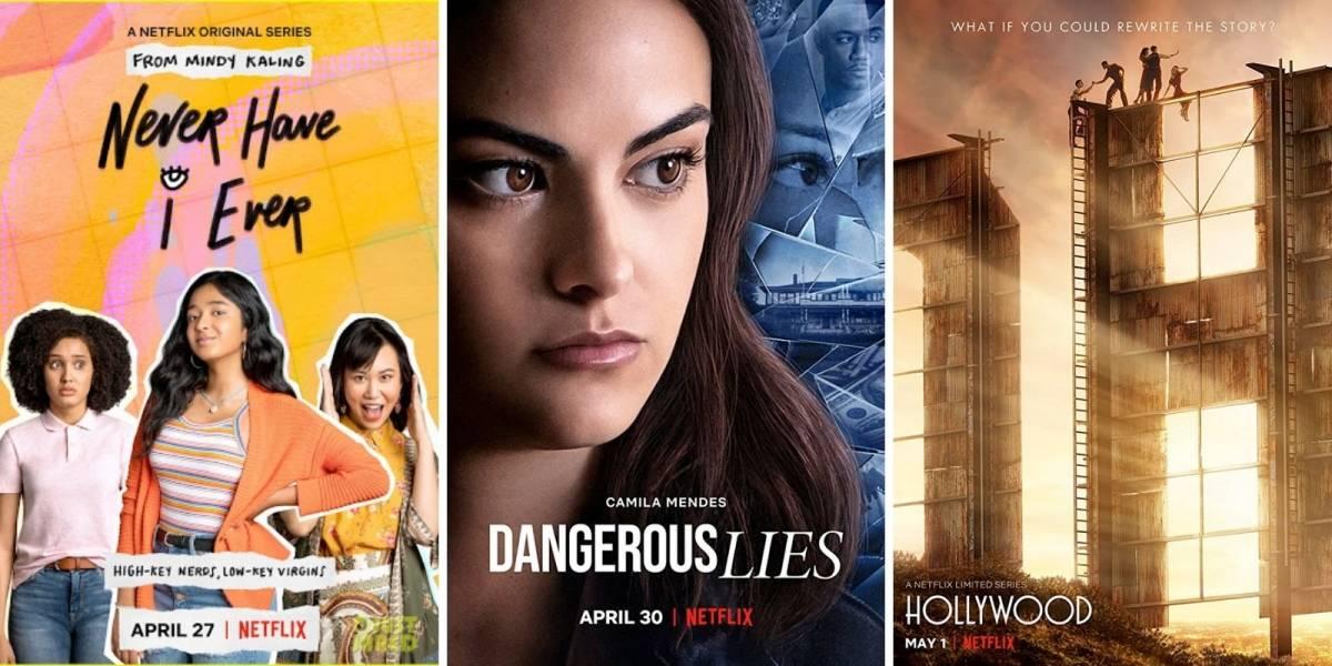 Estreias da Netflix: são quase 40 lançamentos nesta semana