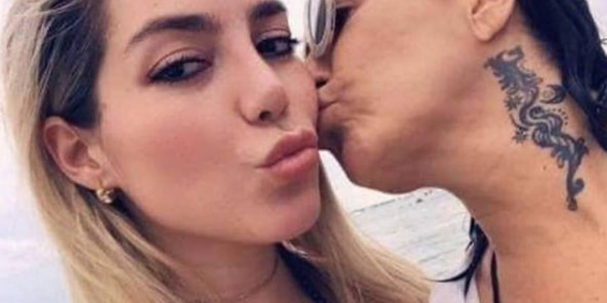 Reportan que Frida Sofía continúa recibiendo dinero de Alejandra Guzmán, a pesar de no mantener una relación