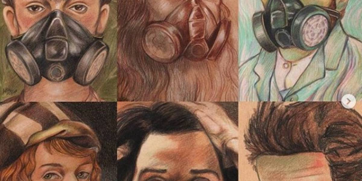Artista bogotano promueve talleres gratuitos durante la cuarentena