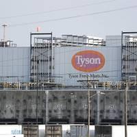 Tyson suspende a supervisores por apostar sobre COVID-19