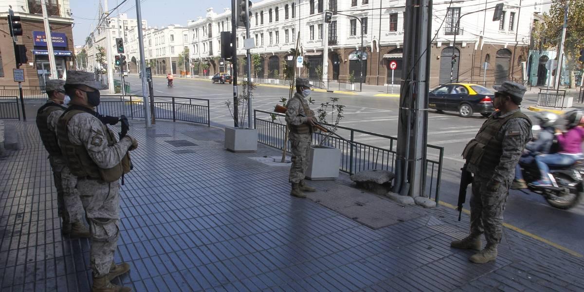 Otra semana más encerrados: se extiende por siete días más cuarentena en el Gran Santiago