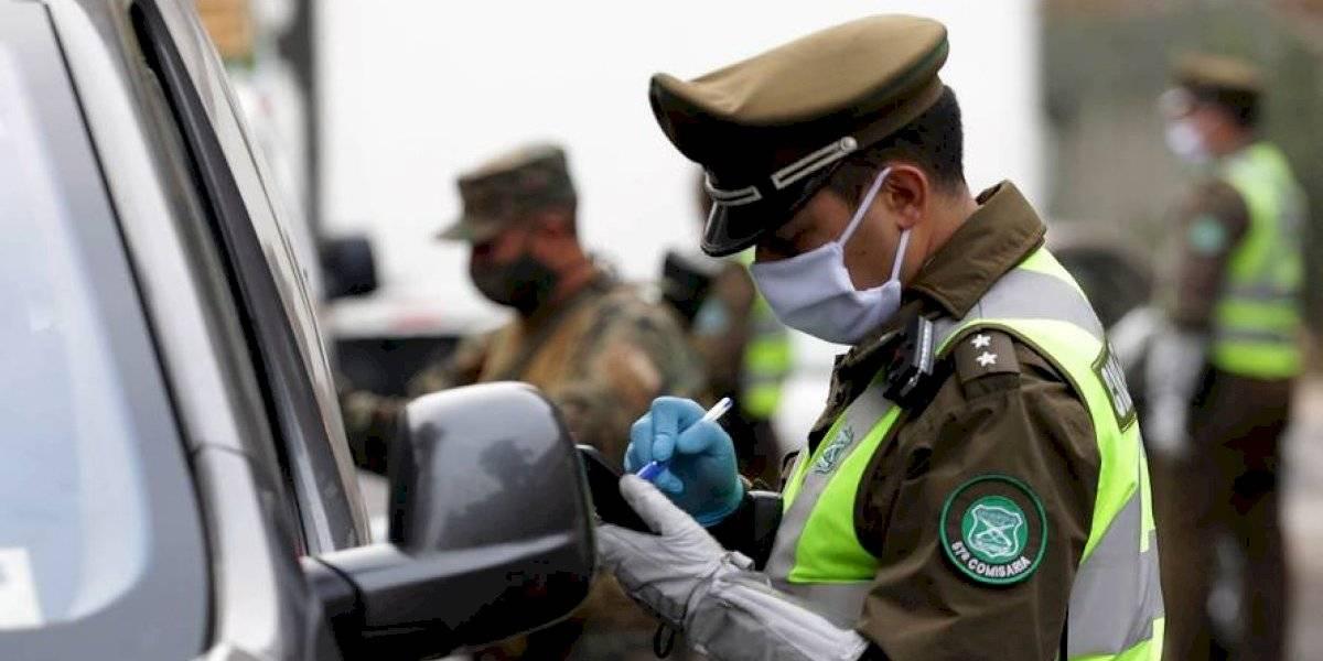 Coronavirus: Municipalidad de Lo Prado exige cuarentena total en la comuna