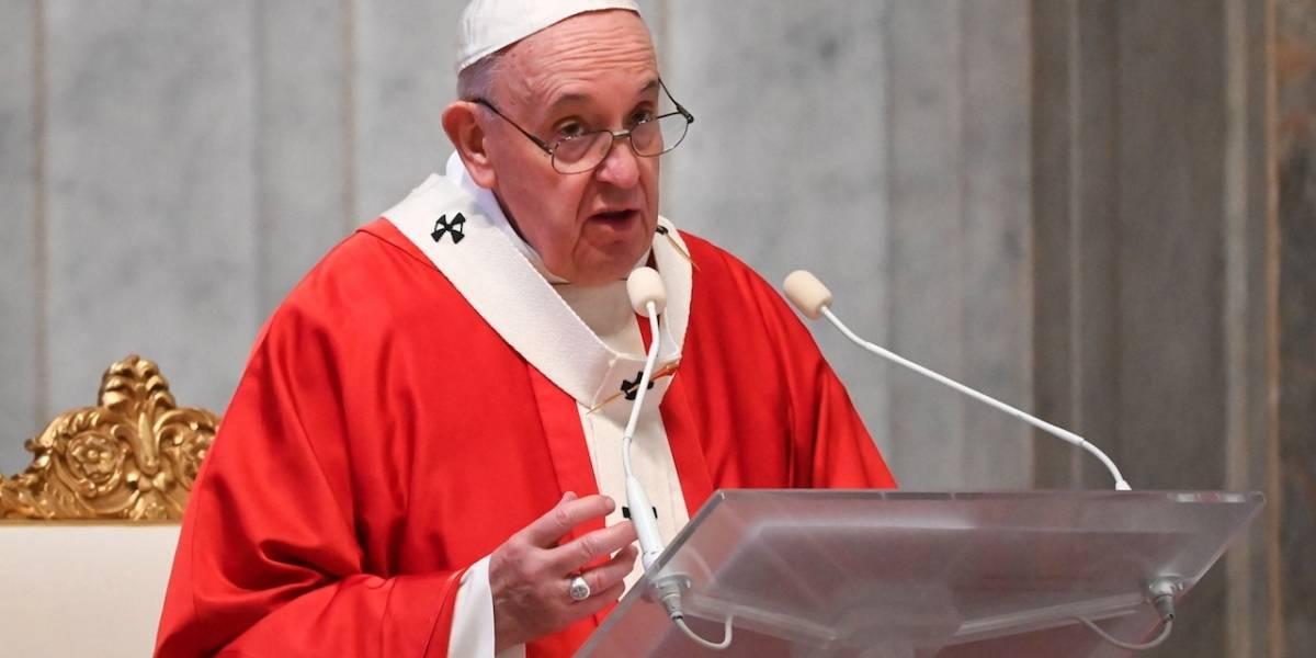 ¡Habló con firmeza! La petición del papa Francisco al mundo para combatir al coronavirus