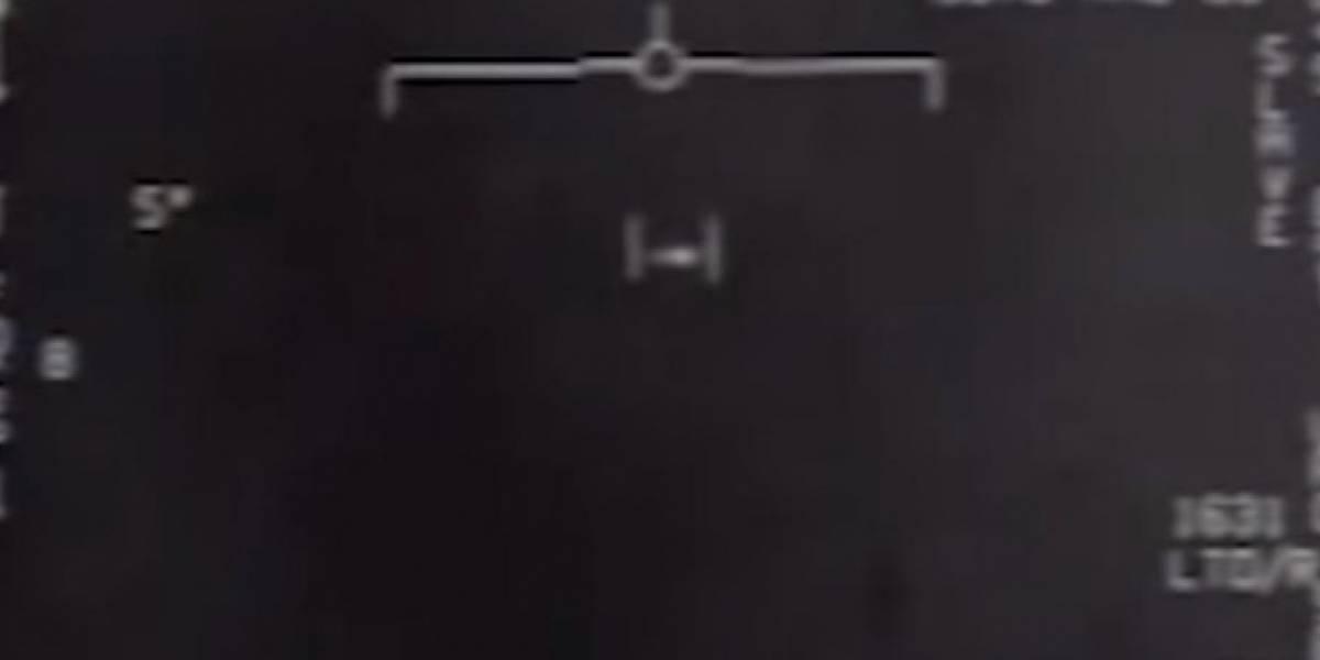 Pentágono publica grabaciones de avistamientos OVNI por parte de sus pilotos