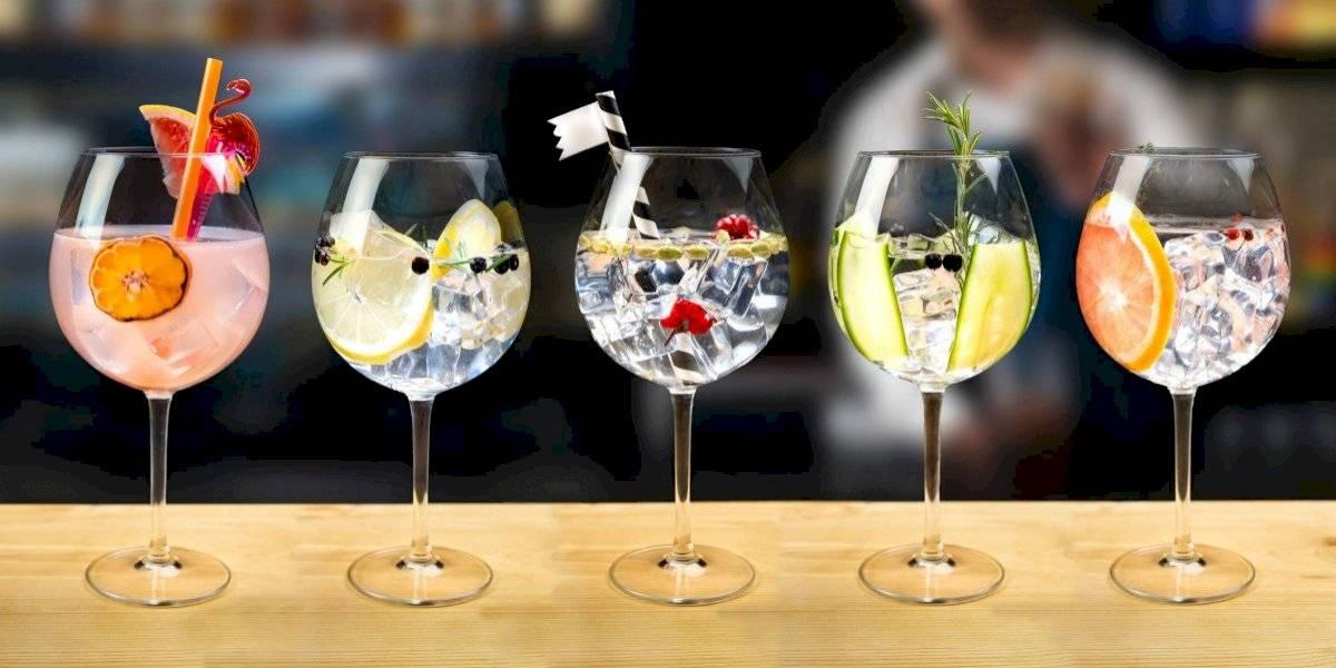 ¿Cómo preparar los mejores cocteles de gin en casa?