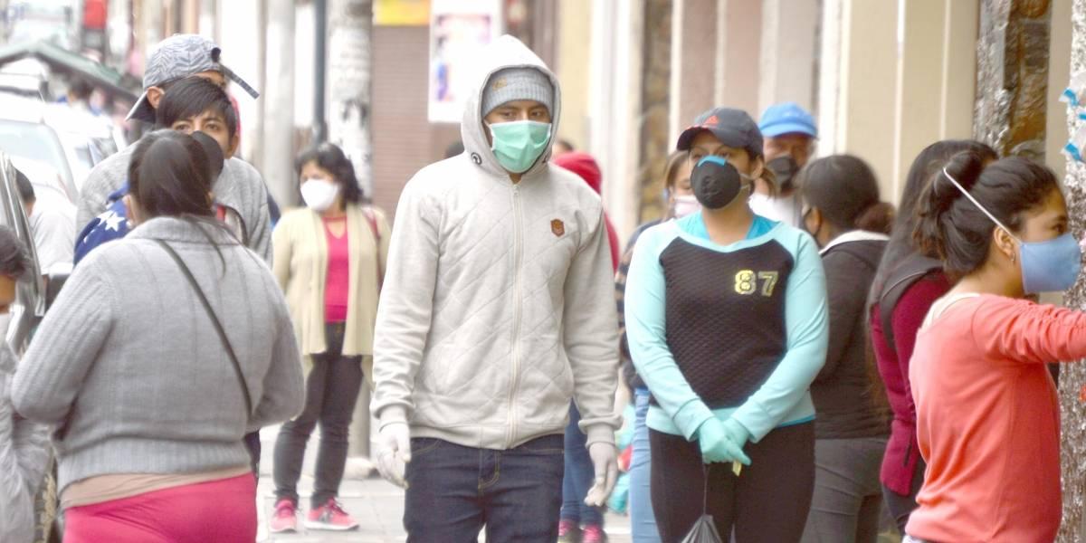 3 de mayo: 29.538 contagiados y 1564 fallecidos por COVID-19 en Ecuador