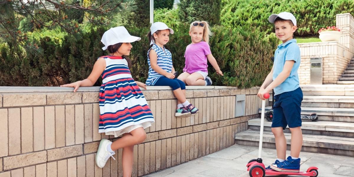 Moda infantil y creativa para fomentar la conciencia sobre el autismo