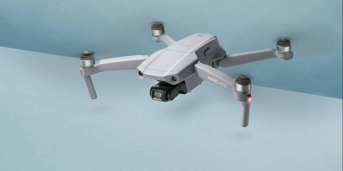 DJI lanza nuevo drone que graba el mundo en 8K