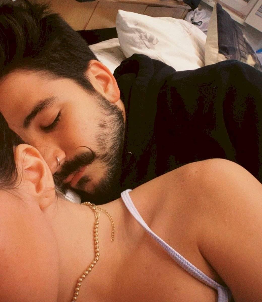 Evaluna Montaner compartió una foto desde la intimidad de su cama junto con su esposo Camilo Echeverry