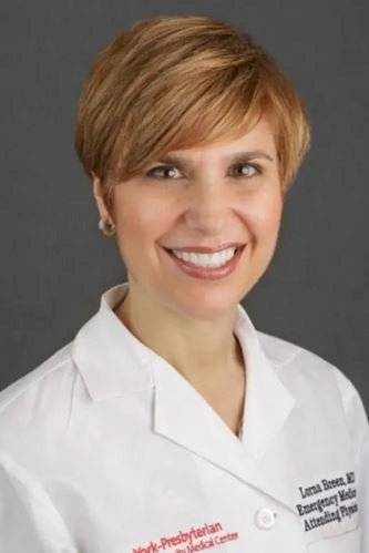 Lorna Breen, víctima del coronavirus