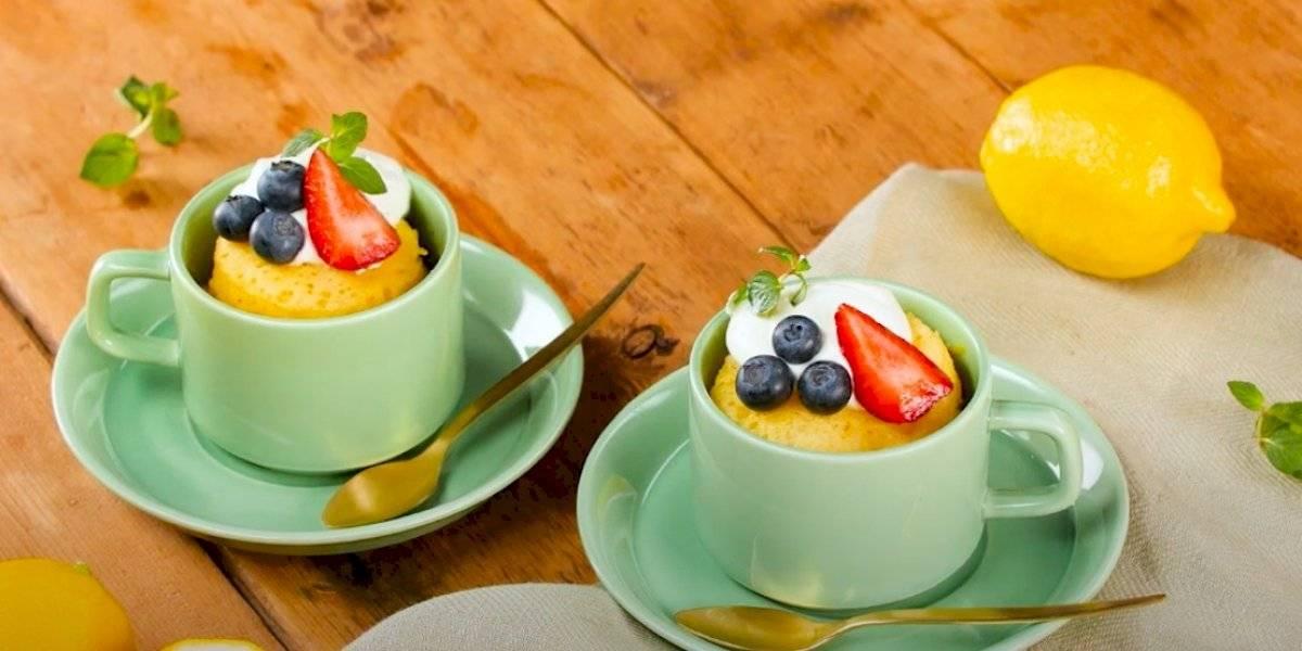 Festeja el Día del Niño con deliciosos mug cakes