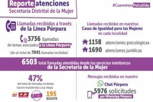 Durante la cuarentena se dispararon los casos violencia intrafamiliar en Bogotá
