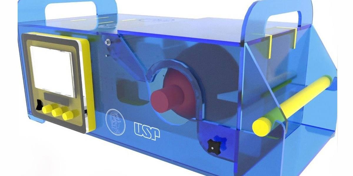 Respirador de baixo custo criado pela USP passa nos testes finais para uso humano