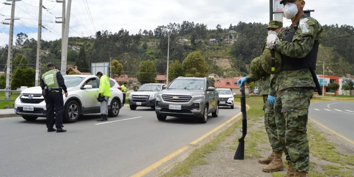 ¿Cuál es la vigencia de los salvoconductos en Quito?