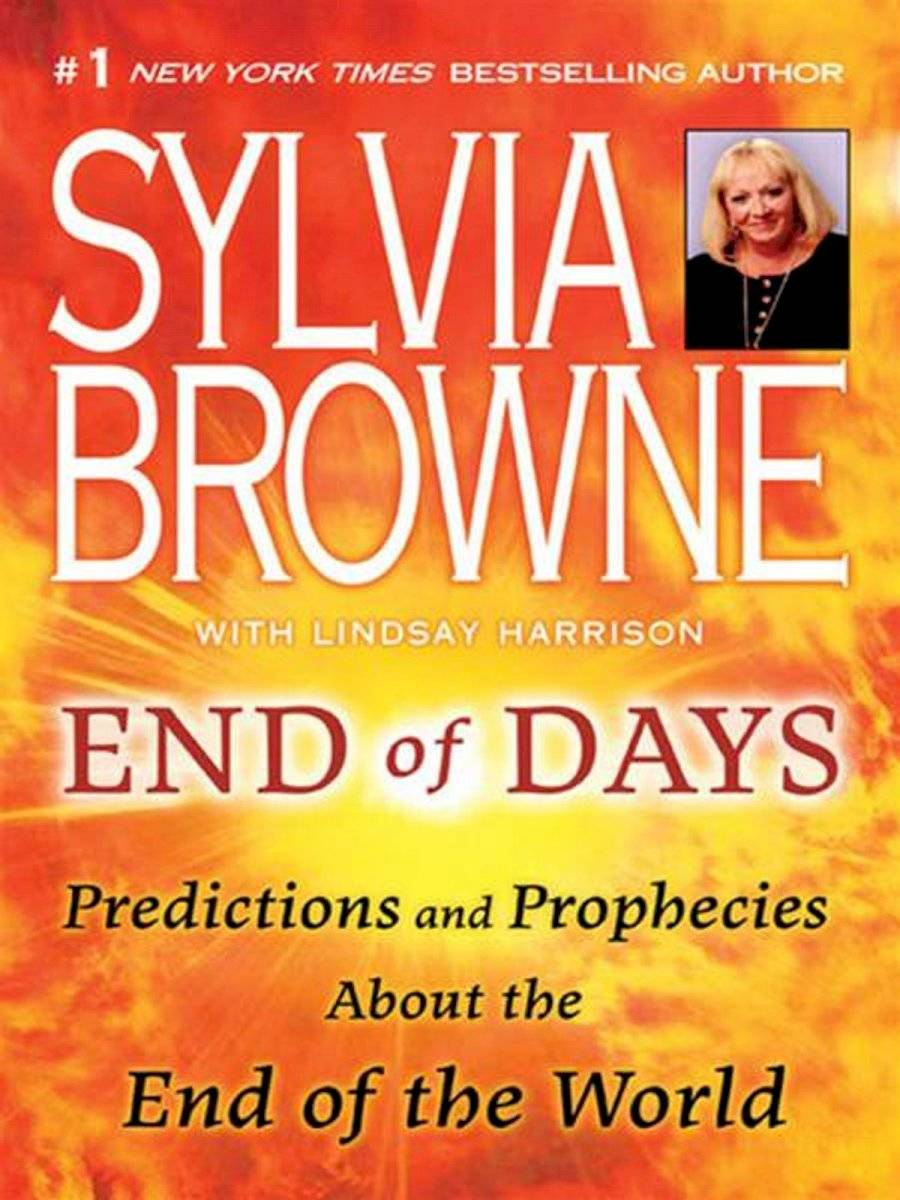"""Portada del libro """"End of Days: Prediction and Prophecies about the End of the World""""."""