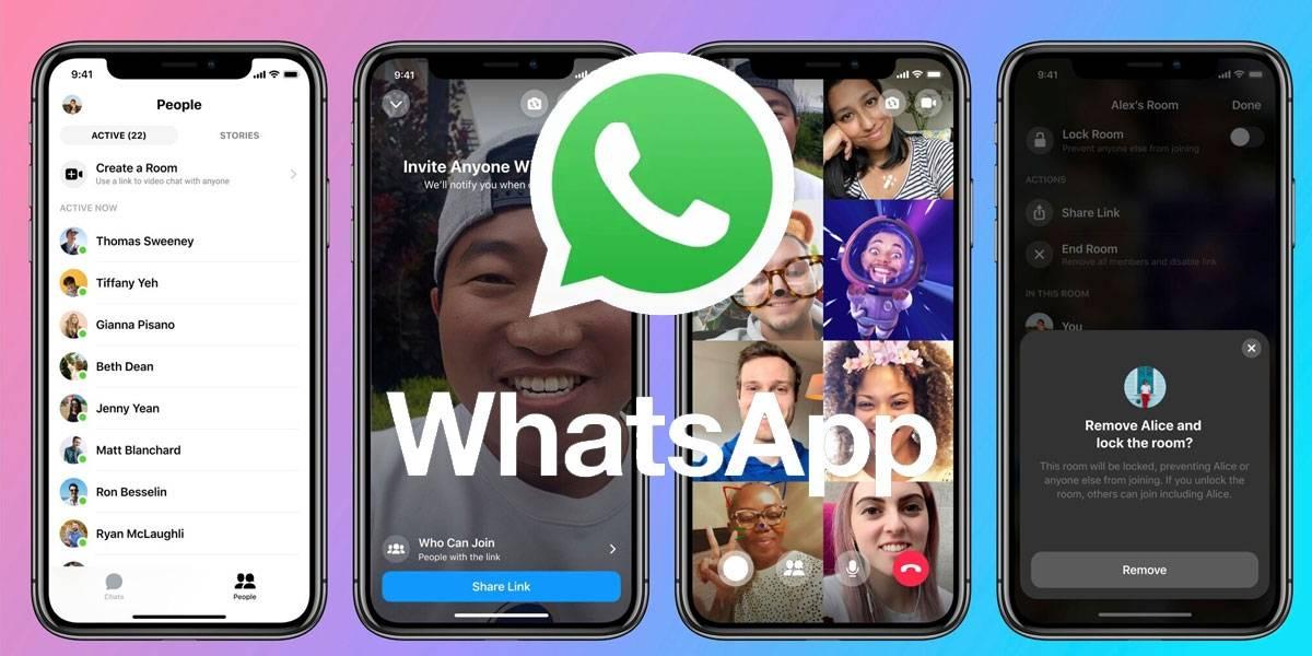 WhatsApp: así puedes hacer videollamadas de 8 personas con la nueva actualización