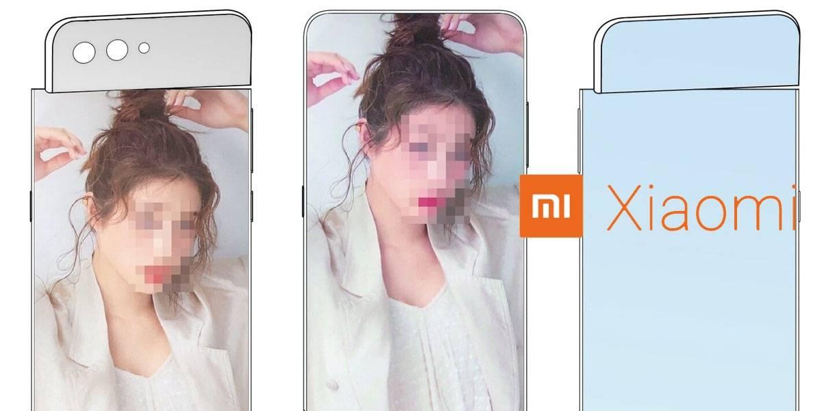 Xiaomi patenta un extraño smartphone que se retuerce pero no es una idea nueva