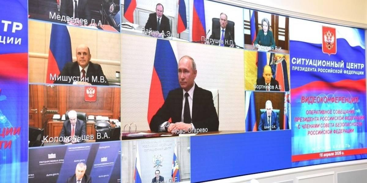Rusia registró 87.147 nuevos casos de covid-19 en 24 horas